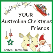 Australian Christmas Friends... for siblings and friends