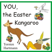 YOU, the Easter Kangaroo