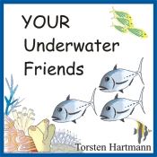 Underwater Friends... for siblings and friends
